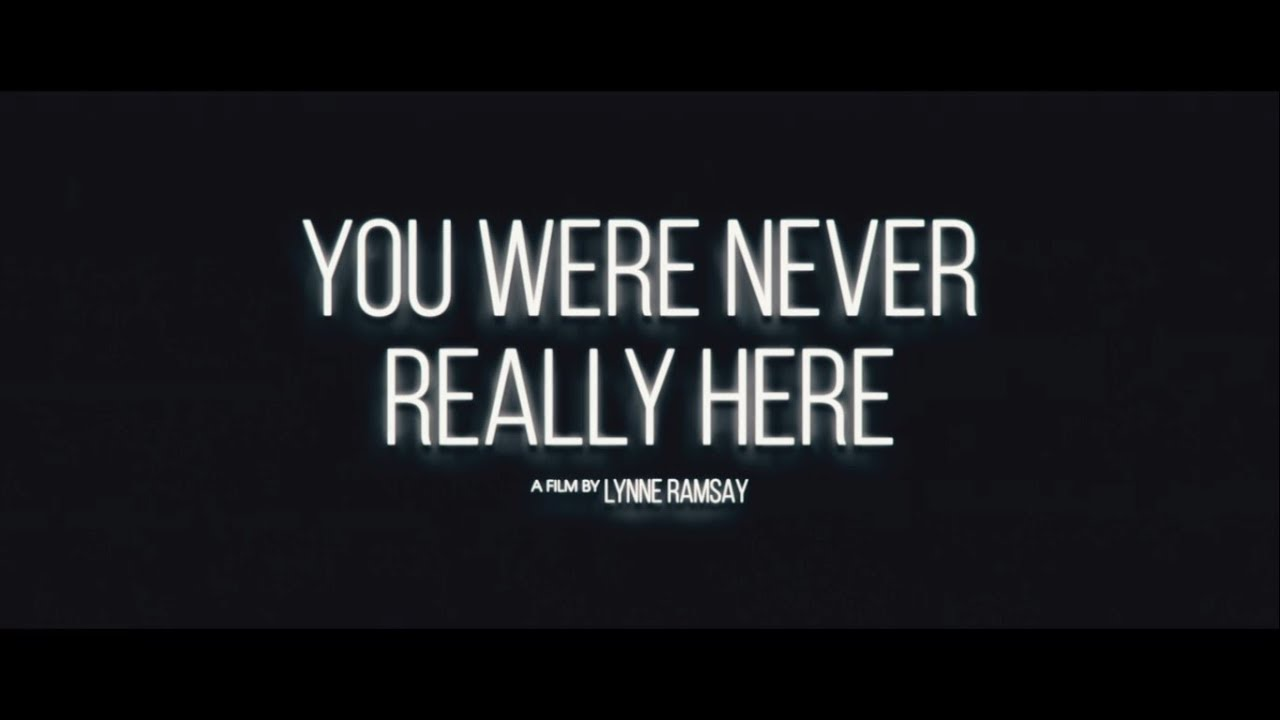You Were Never Really Here NL