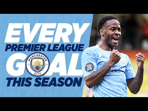 Every Premier League Goal, Man City 2019/20