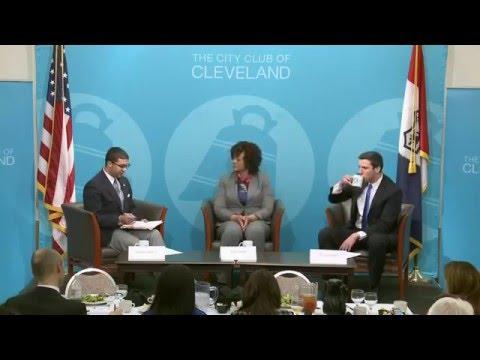 Ohio Primary Debate: Democratic Candidates for U.S. Senate 2.22.2016