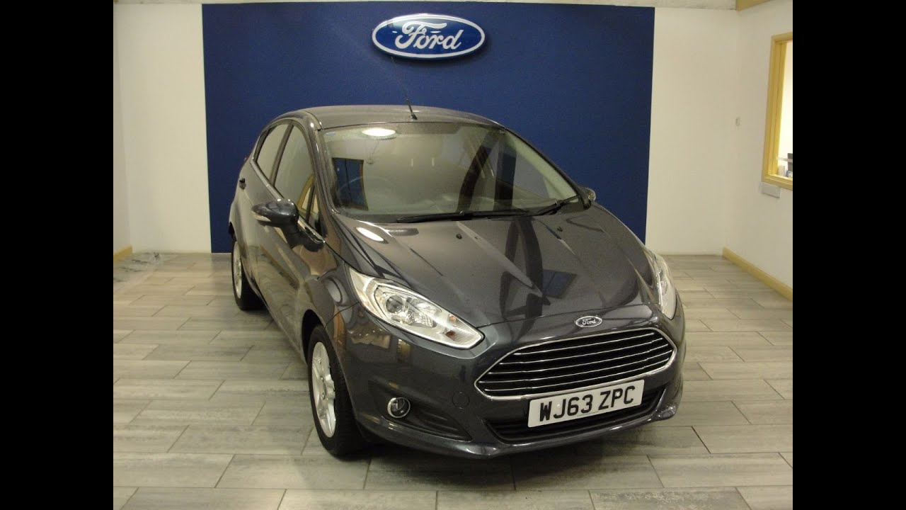2013 ford fiesta 1 0 ecoboost 100 zetec now sold youtube. Black Bedroom Furniture Sets. Home Design Ideas