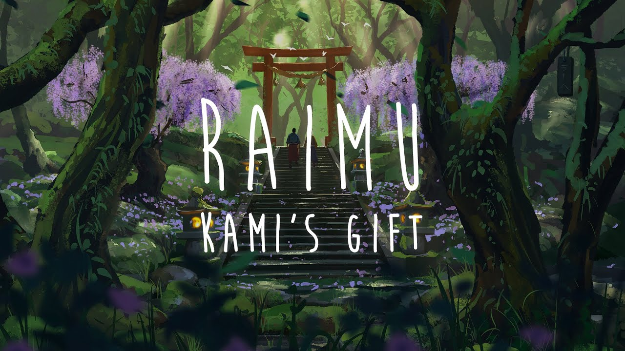 Raimu - Kami's Gift [from 'Sons of the Dew']