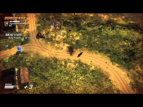 Let Us Play: Renegade Ops Episode 1: epic fail |