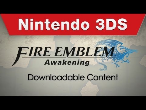 Nintendo 3DS - Fire Emblem Awakening Downloadable Content