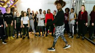 OLAMIDE - SCIENCE STUDENT (CHOREOGRAPHY)