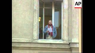 France - Demonstration against unemployment