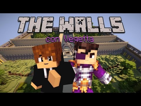 DE UNO EN UNO!!! The Walls con Vegetta - [LuzuGames]