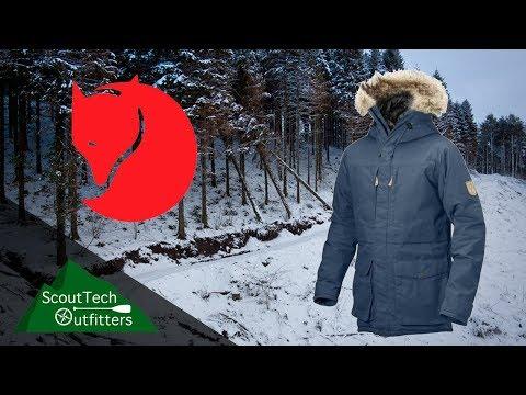 8c5f750b Fjallraven Barents Parka Review - YouTube