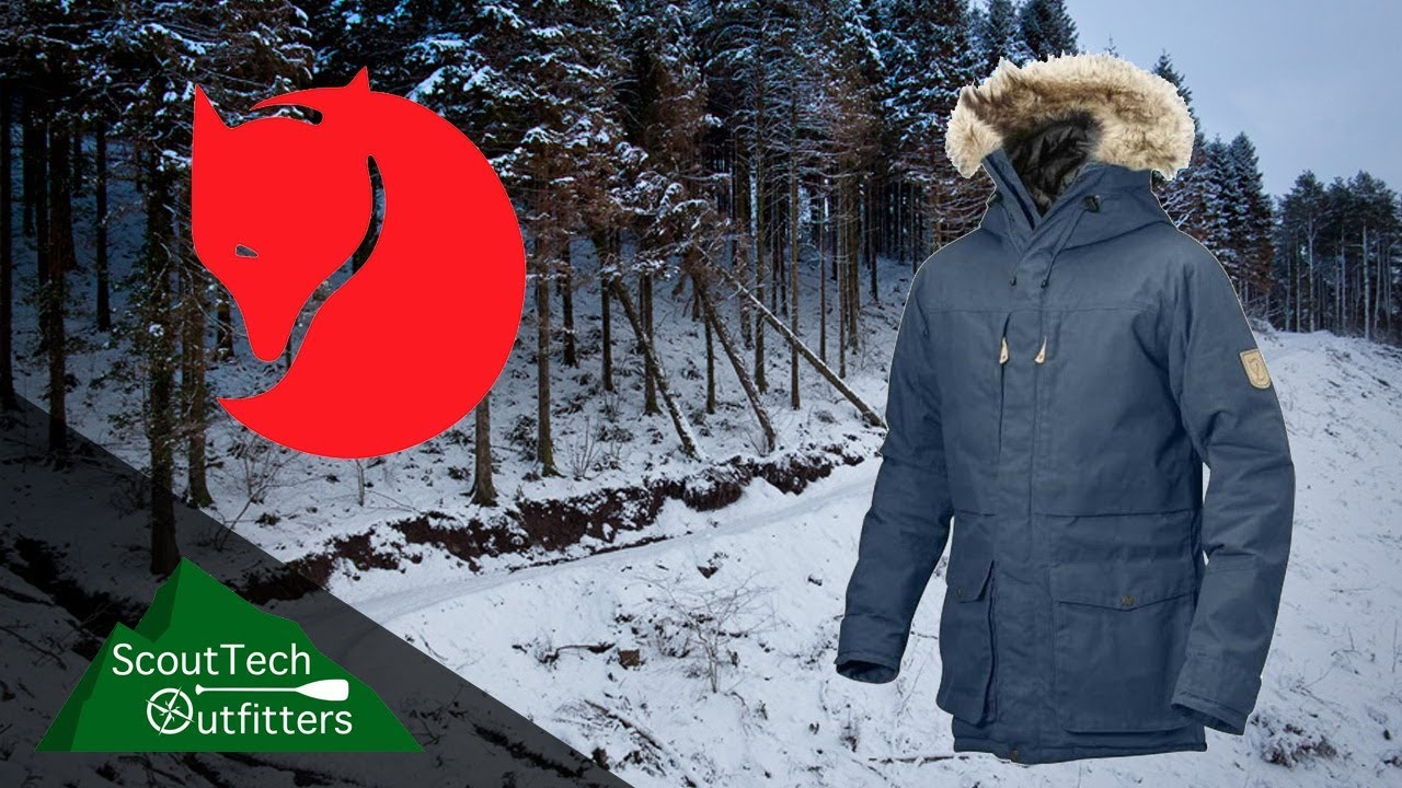 Fjallraven Barents Parka Review