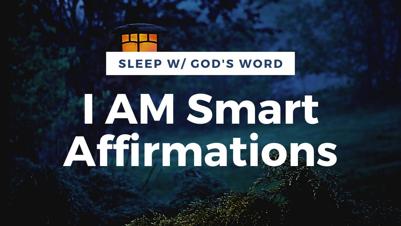 Affirmations for The Mind of Christ - Renew Your Mind To Who You Are In CHRIST While You Sleep