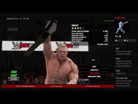 SVW RAW Lets try again