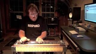 """Why Me Lord"" Steel Guitar by Zane King"