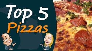 Top 5 Pizzas in Michigan