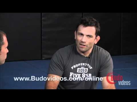 Rolled up featuring Budo Jake starring BJJ Black Belt Shawn Williams