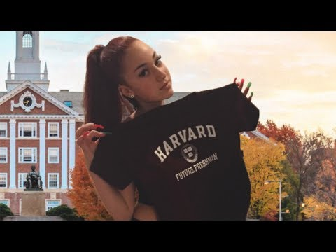 'Bhad Bhabie' Danielle Bregoli Going to Harvard University for Free?