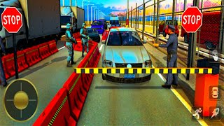 Border Police Game: Patrol Duty Police Simulator - Android GamePlay - Poilce Games Android