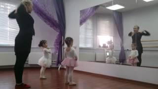 Уроки хореографии для детей от 2 лет