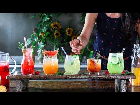 Refreshing summer drinks to cool you down ��