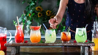 Refreshing summer drinks to cool you down