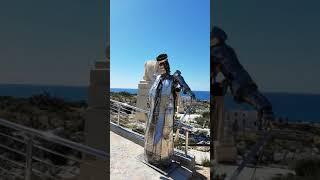 Парк скульптур в Айя Напе. КИПР 2019 год. Апрель.