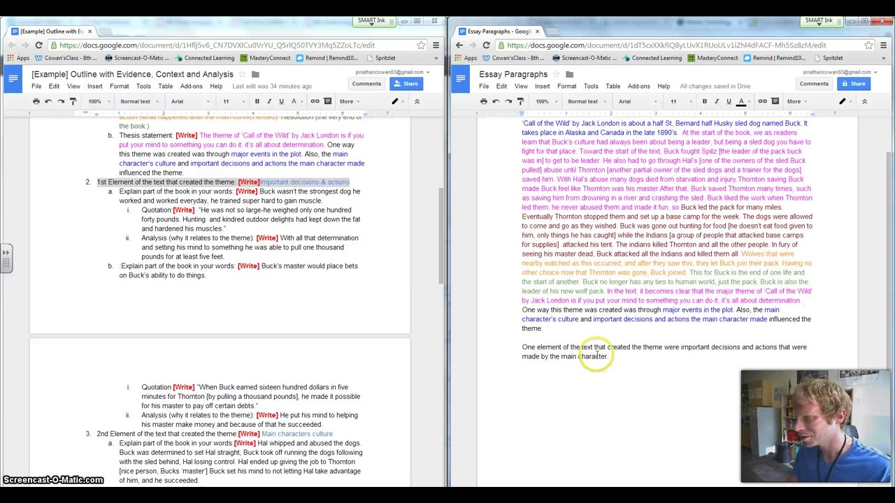 turning outlines into essay paragraphs  turning outlines into essay paragraphs