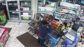 Seven armed robberies in Fresno in the last two weeks