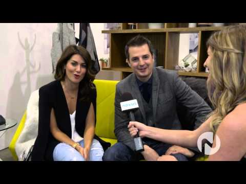Jillian Harris & Todd Talbot on Novus TV