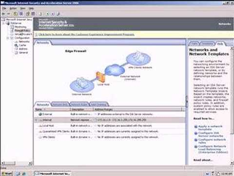 An Introduction To ISA Server 2006: What Is ISA Server