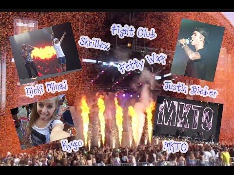Billboard Festival Vlog NY - Nicki Minaj, Kygo, Justin Bieber & More