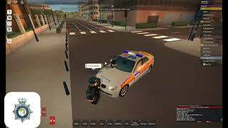 [Roblox London] SCO19 Patrol in general London.