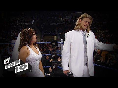 Superstar Weddings Gone Wrong: WWE Top 10