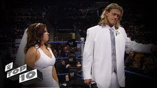 Superstar Weddings Gone Wrong: WWE Top 10