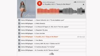 Amira Willighagen - Album CD (buy & download link in description)