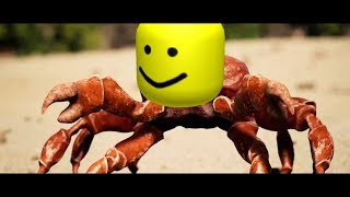 CRAB RAVE BUT ITS ROBLOX DEATH SOUND