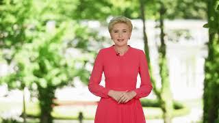 Agata Kornhauser-Duda zachęca do korzystania z mammobusów