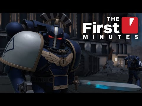 11 минут геймплея Horus Heresy: Betrayal at Calth