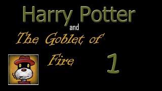 Хари Потър и Огненият бокал еп. 1
