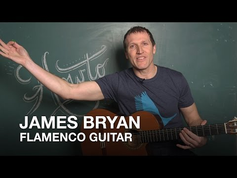 "James Bryan of Prozzäk teaches us the Flamenco Guitar from ""Sucks to Be You"""