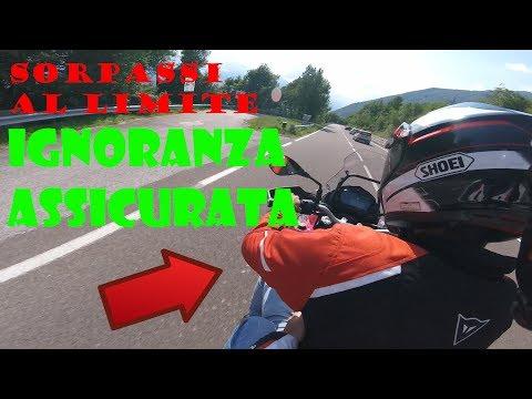 IGNORANZA E PAURA IN DOPPIO || BENELLI TRK 502 SUL COSTO!