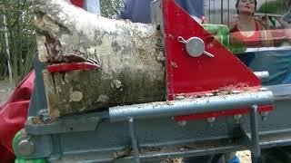 Łuparka hydrauliczna
