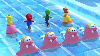 Mario Party 10 - All Free-For-All Minigames (Peach)