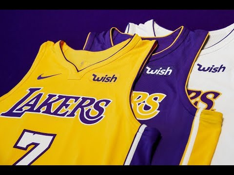 Proud sponsor of the Los Angeles Lakers!