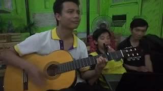 Tình lúa duyên trăng - guitar chachacha