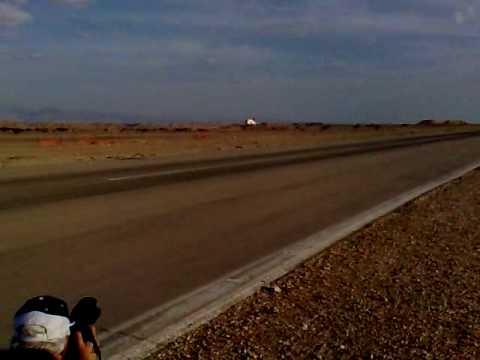 Eli Gil T45 no wheel landing
