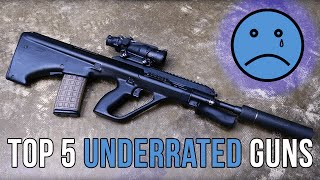 Top 5 Underrated Guns | TFBTV
