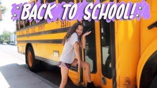 Back To School! (WK 398.2) | Bratayley