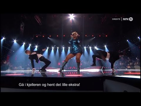 "Anna-Lisa Kumoji Performs At The Norwegian Sports Awards ""Idrettsgallaen"" 2020!"