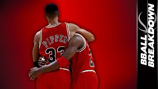Why Scottie Pippen Was As Important As Michael Jordan