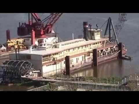 U.S. Snagboat Montgomery A National Historic Landmark