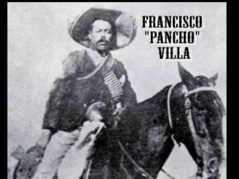 cabarrus county nc historical moments pancho villa. Black Bedroom Furniture Sets. Home Design Ideas