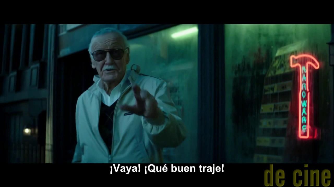 Deadpool 2  Tráiler  Subtitulado